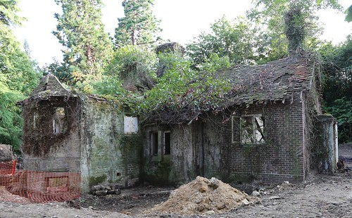 Dilapidated Cottage - near Stopham