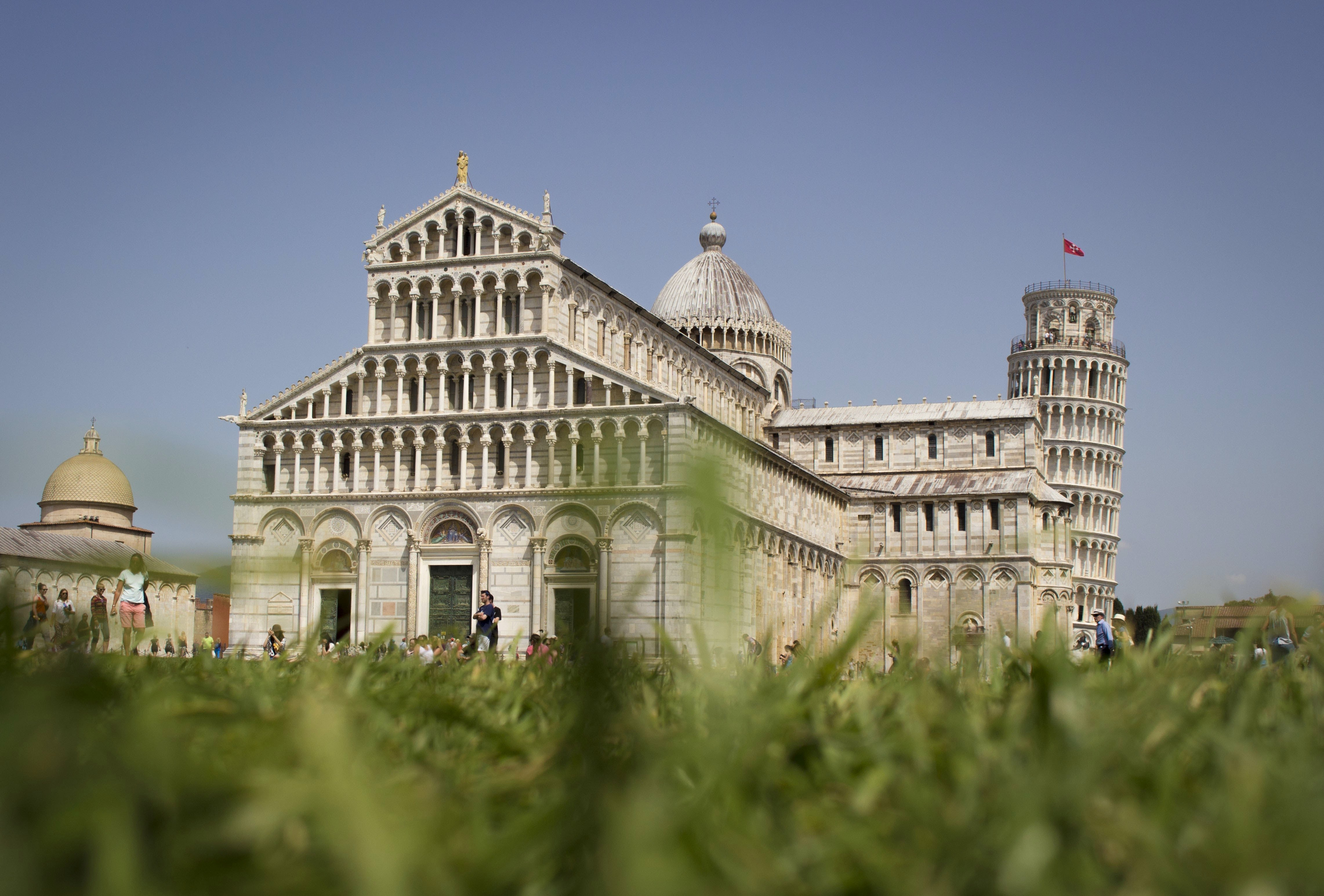 Pisa Hotel Booking Cancellation