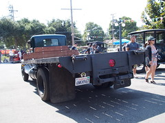 Ford Flatced Truck '6NKH976' 2