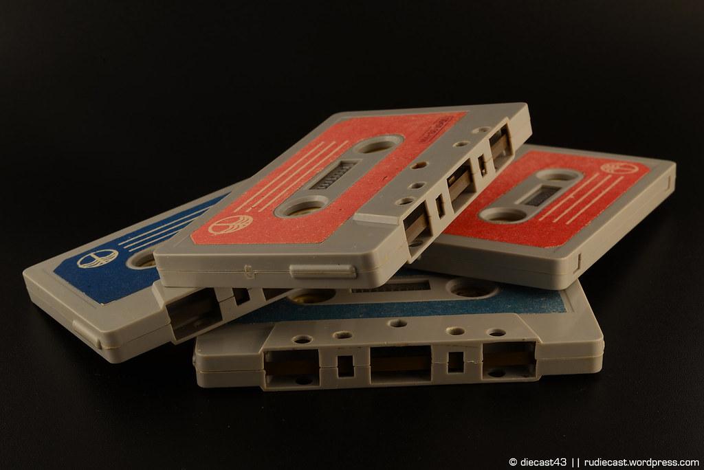 Компакт-кассета Протон МК-60