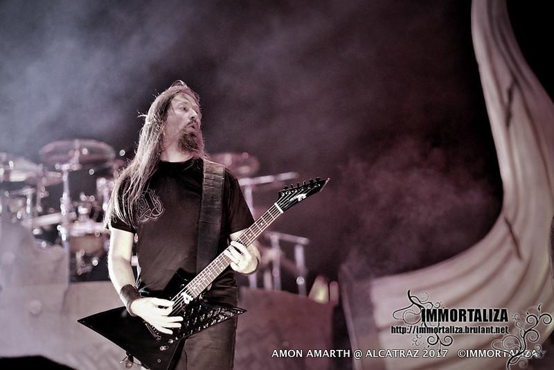 AMON AMARTH @ Alcatraz Hard Rock & Metal Festival 2017 36728312472_8f4d505047_c
