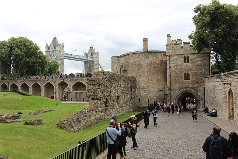 Tower of London, and Tower Bridge