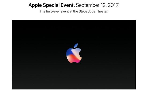 Keynotes Apple 09/2017