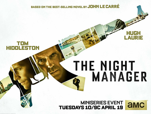 The Night Manager - Poster 2