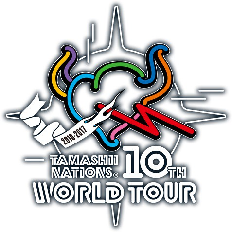 TAMASHII NATIONS 10th Anniversary World Tour - Lucca 2017