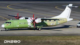 ATR 72-600 msn 1456