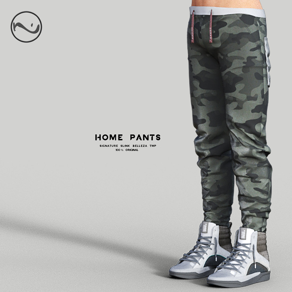 Native - Home Pants - TeleportHub.com Live!