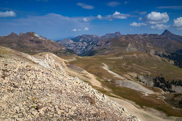 Dolly Varden Mountain Summit