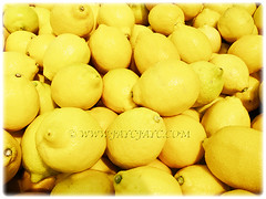 Citrus limon (Lemon) sold at Tesco Extra Supermarket in Cheras, 30 Aug 2017