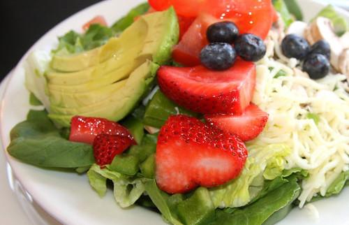 Red-Hut Cafe Salad_2