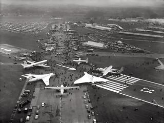 21st Farnborough Air Show, 5-11 September 1960