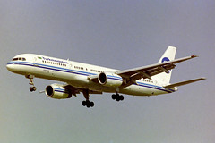 EZ-AO11 Boeing 757-22K Turkmenistan Airlines
