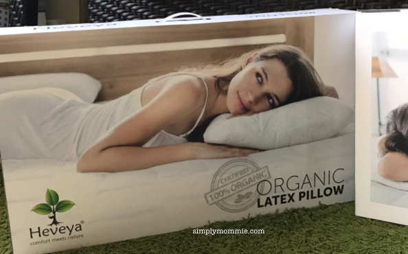 Heveya Organic Latex Pillow