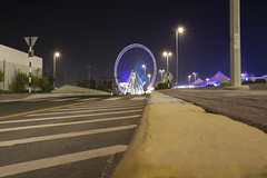 ferris wheel abu dhabi marina mall