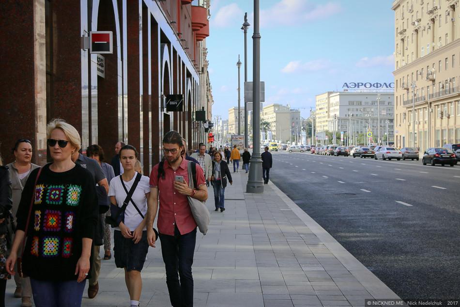 Площадь у Белорусского вокзала просто не узнать! IMG_4208