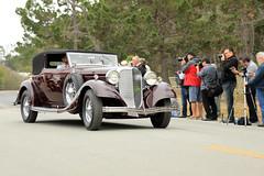 Lincoln KB-260 Brunn Convertible Victoria s-n KB2432 1933 1