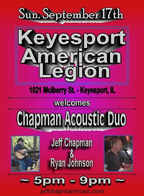 Chapman Duo 9-17-17