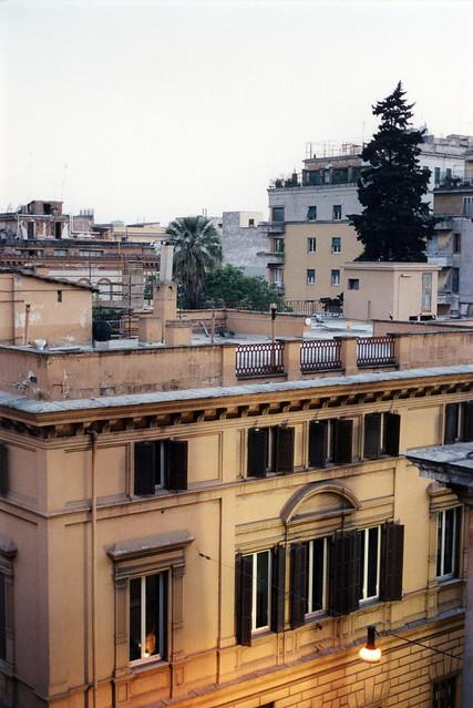 Hotel Rimini view