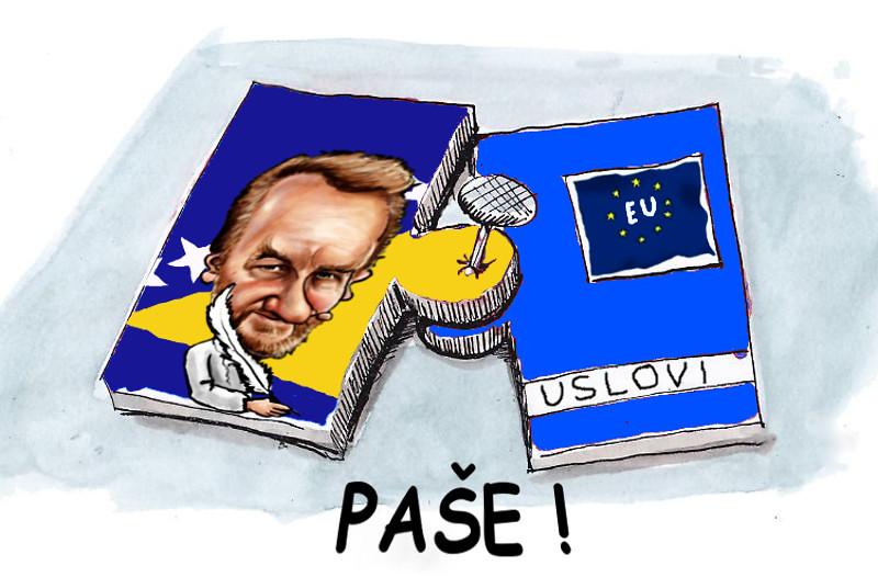 Bakirova BiH i EU