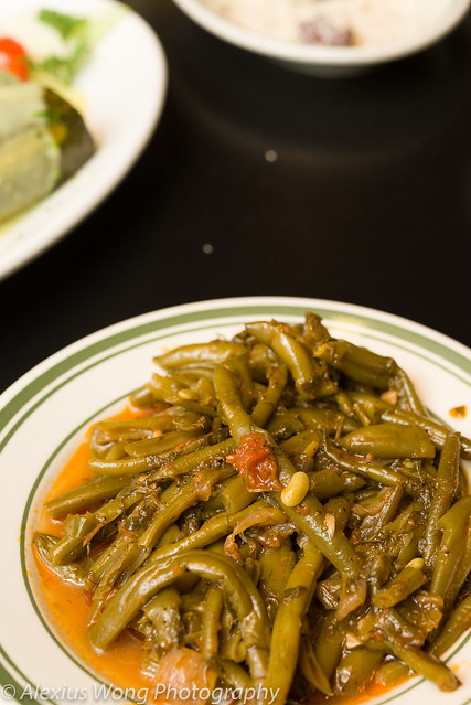 Greenbeans with Tomato, Ikaros, Baltimore, MD