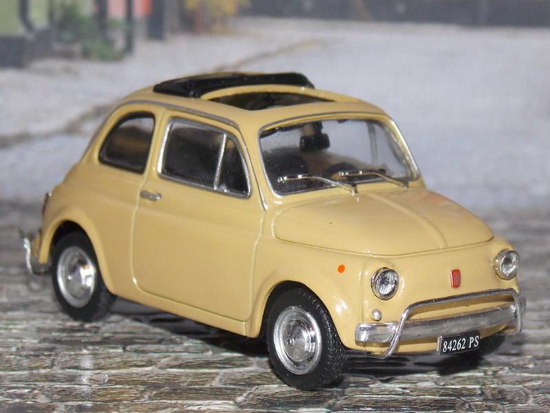 Fiat 500L - 1968 - Starline