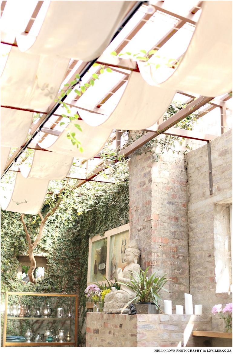 Gabriella's tea room