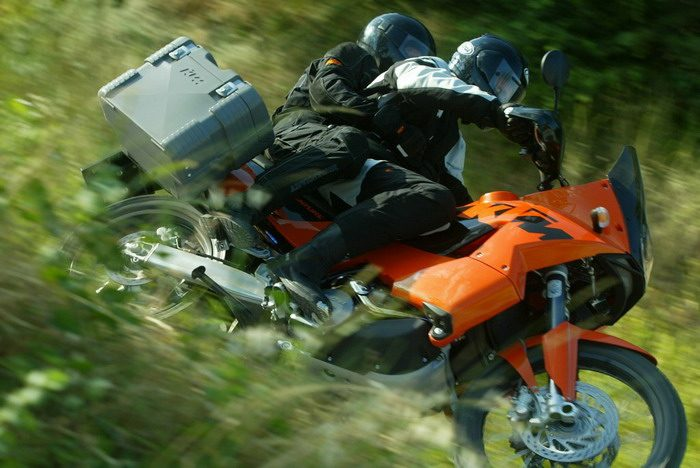 KTM 950 Adventure 2005 - 4