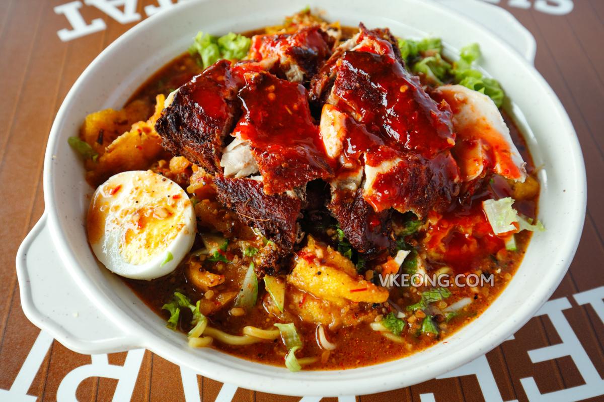 Sg Putat Mee Rojak Ayam Goreng Kok Kok Melaka