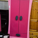 Tall 2 door wardrobe E125