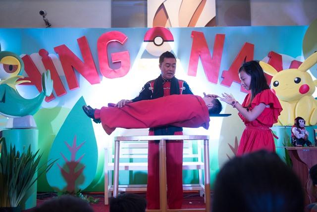pokemon party show