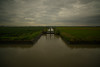 Agricultural canal. by Yasuyuki Oomagari