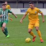 Soham Town Rangers FC v Barking FC - Saturday September 30th 2017
