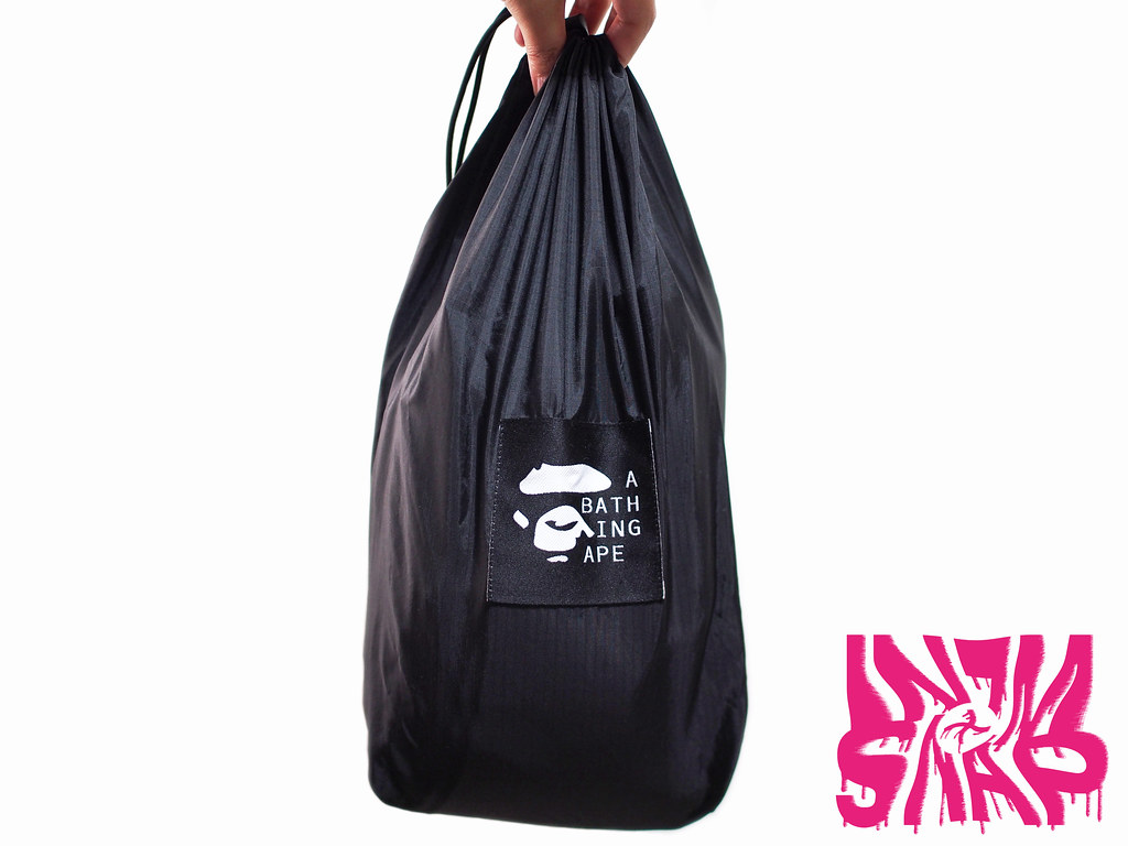 A Bathing Ape | Stuff Bag