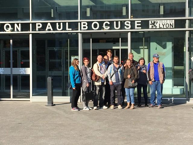 Le lycée professionnel Hélène Boucher accueille 10 élèves allemands