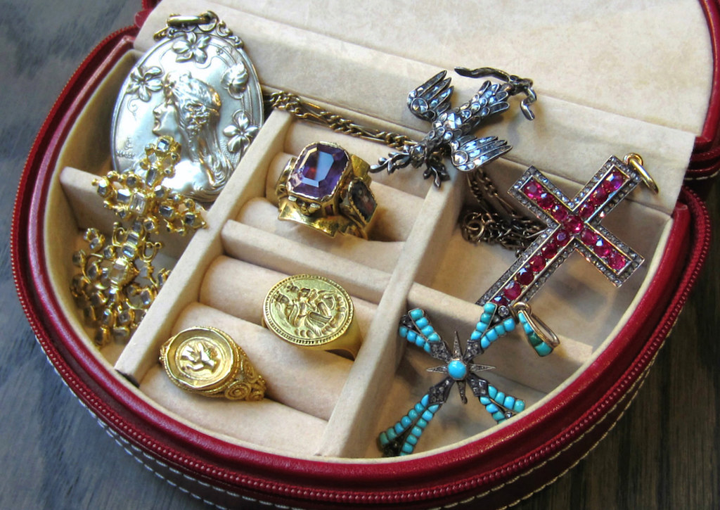 1 doyle doyle antique jewelry rings crosses