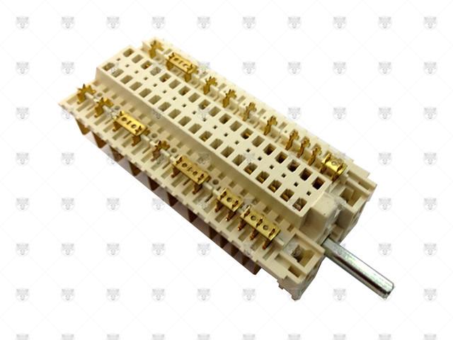 COMMUTATORE FORNO ARISTON 6 POSIZIONI C00196053 - 1
