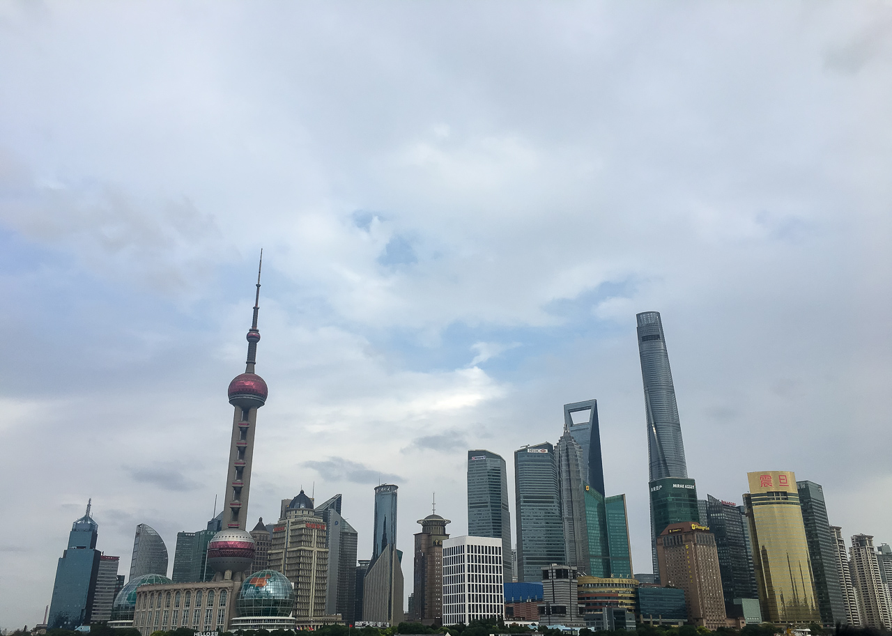 Shanghai, China, Pudong