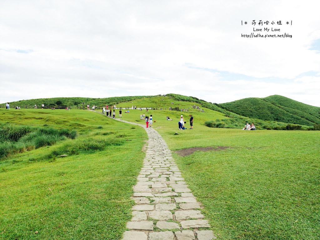 陽明山一日遊景點推薦絹絲瀑布步道 (24)