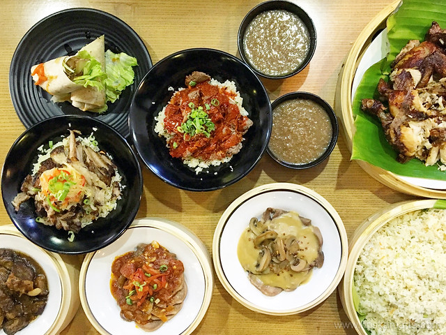Newest Filipino offerings from House of Lechon Manok at Little Manila
