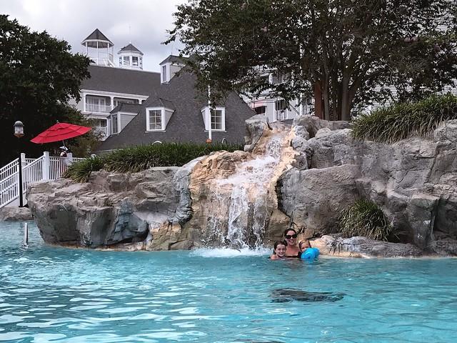 Disney day 3 at resort