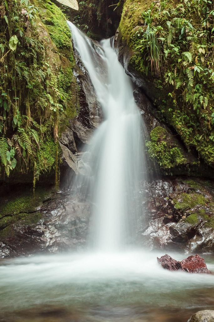 Santuario de #Cascadas, #Mindo #Ecuador