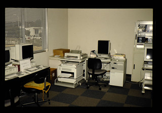 Document Filing System = 電子ファイルシステム全景