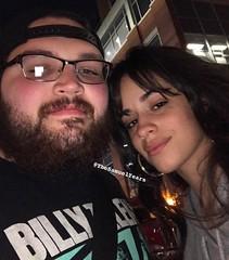 Camila Cabello and I!