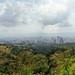 Looking Down on Bucaramanga Colombia