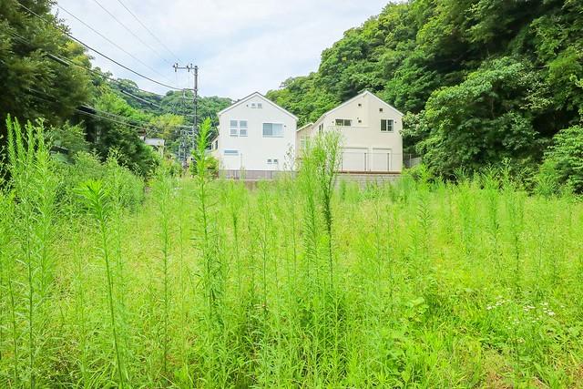 鎌倉の土地