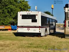674 Texas A&M
