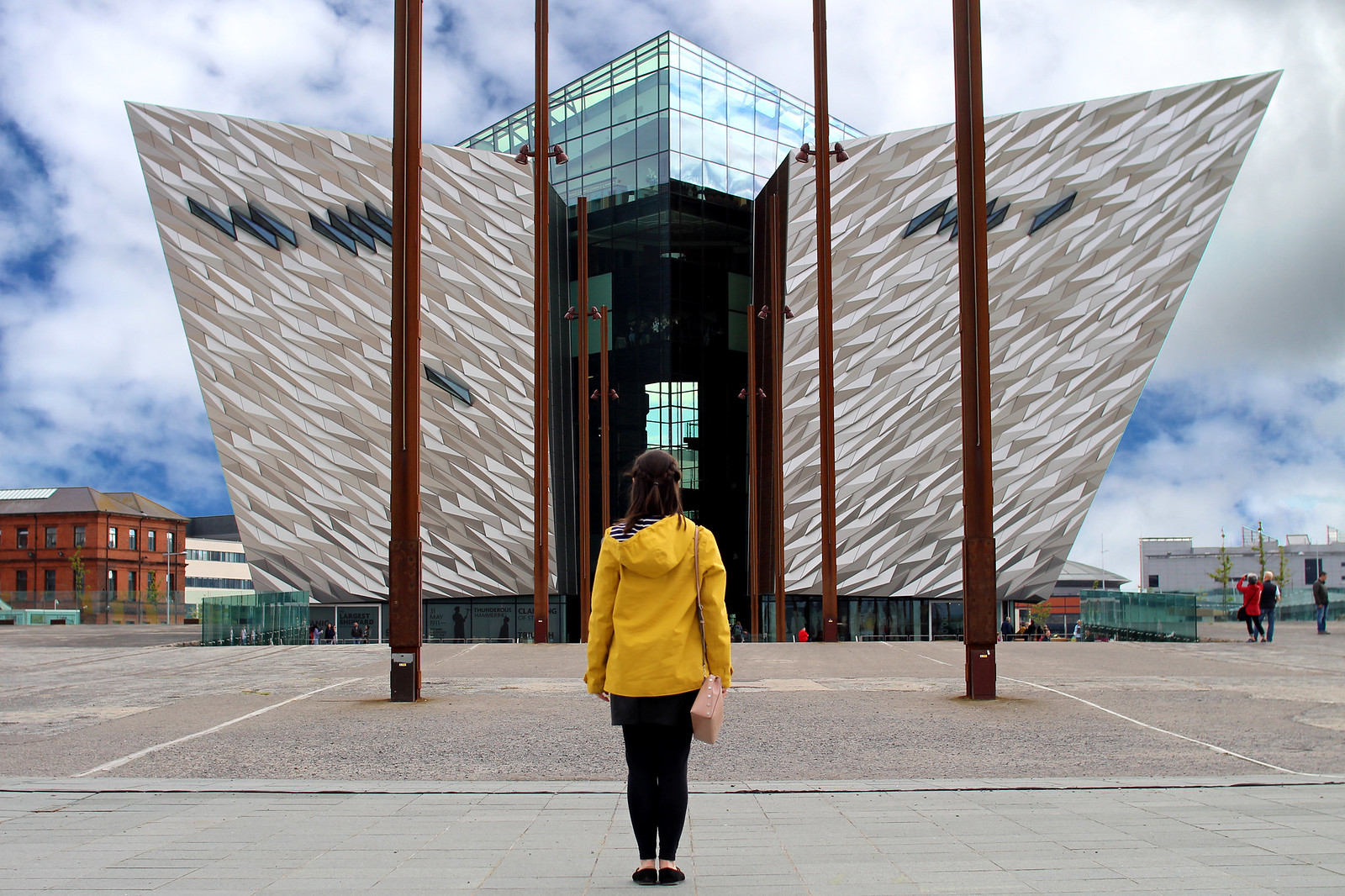 Titanic Museum Belfast 48 hour guide travel blogger UK Northern Ireland