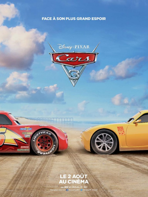 Cars 3 - Poster 4