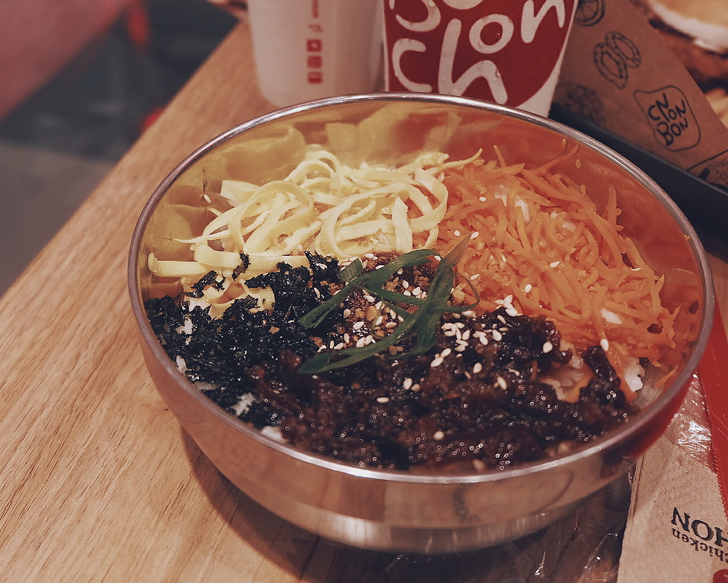 Korean Experience at Bonchon + New Food Offerings