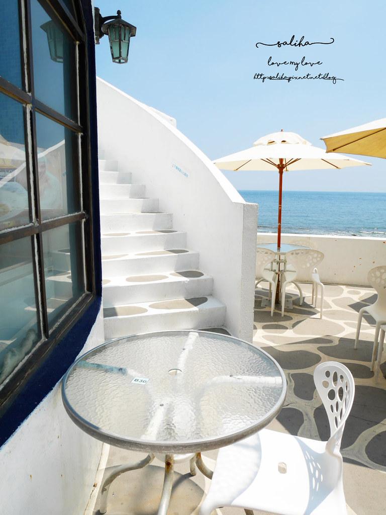 新北金山北海岸海景餐廳推薦洋荳子海邊咖啡館 (22)